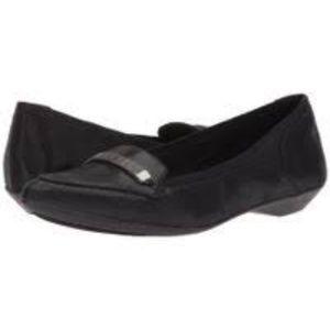 Anne Klein Sport Obree Black Loafer